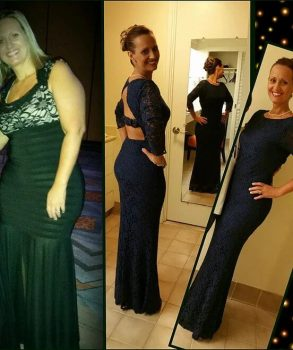 Carol M. Thomason Before & After